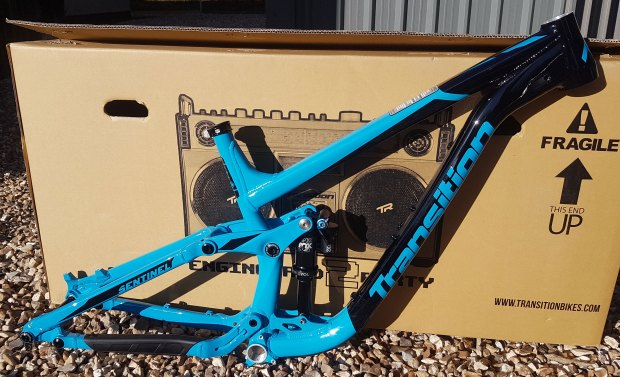 Transition Sentinel frames have just arrived