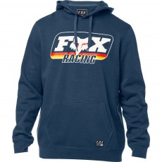 Fox Throwback Pull Over Fleece