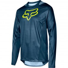 Fox Demo LS Camo Burn Jersey FA18