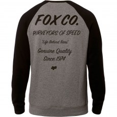 Fox Resin Crew Fleece