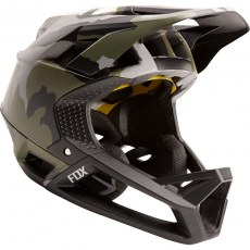 Fox Proframe Helmet SP20 - Green Camo