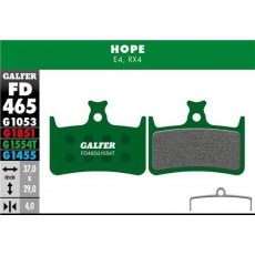 Galfer Brake Pads Hope E4 - Pro Compound