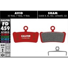 Galfer Brake Pads Sram Guide - Advanced Compound