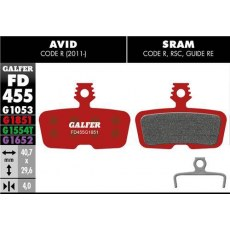 Galfer Brake Pads Sram Code - Advanced Compound