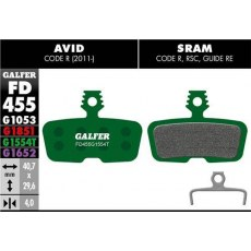 Galfer Brake Pads Sram Code - Pro Compound