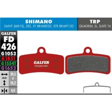 Galfer Brake Pads Shimano Saint - Advanced Compound