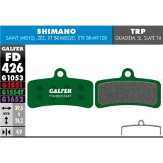 Galfer Brake Pads Shimano Saint - Pro Compound