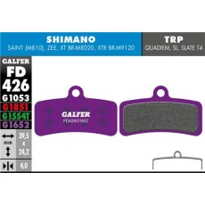 Galfer Brake Pads Shimano Saint - E-Bike Compound