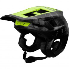 Fox Dropframe Pro Helmet Day Glow Yellow FA20
