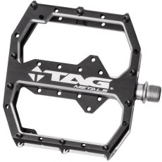 TAG Metals T1 Pedals CNC Black