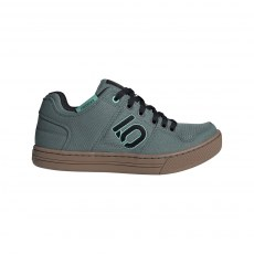 Five Ten Freerider Primeblue Womens Shoes Acid Mint / Hazy Emerald / Core Black