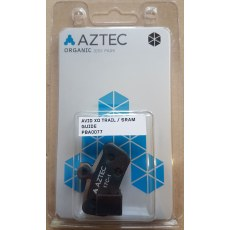 Aztec Organic Disc Brake Pads - SRAM Guide