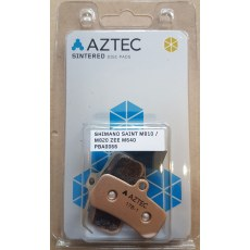 Aztec Sintered Disc Brake Pads - Shimano Saint