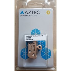 Aztec Sintered Disc Brake Pads - SRAM Guide