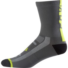 Fox 8 Inch Logo Trail Socks