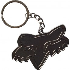 Fox Head Keyring