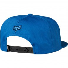 Fox Fumed Snapback Cap