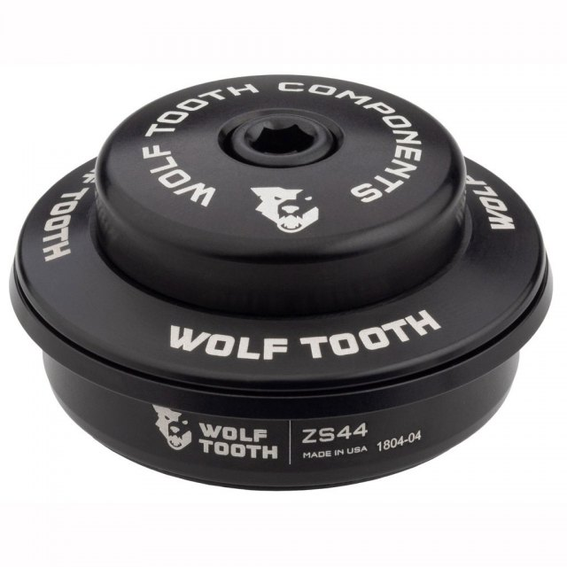 Wolf Tooth Precision ZS Headset Upper Cup Black