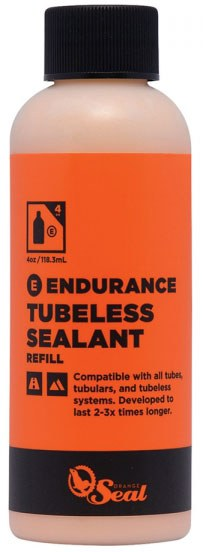Orange Seal Endurance Refill Bottle