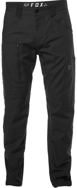 Fox Redplate Tech Cargo Trousers Black