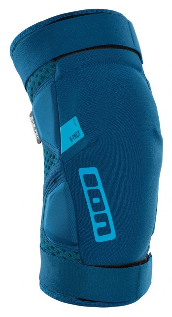 ION K-Pact Knee Pads SS19 Ocean Blue