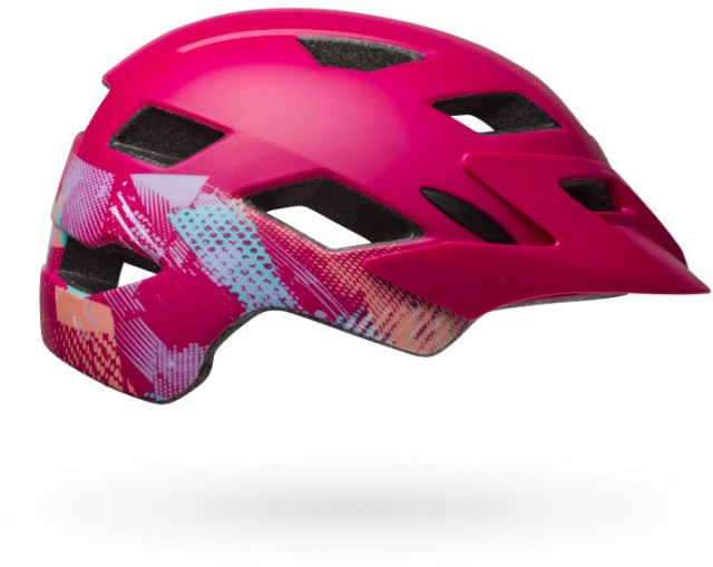 Bell Sidetrack Helmet 2019 - Childs Gnarly Berry