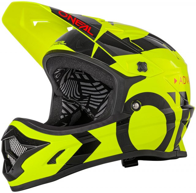 O'Neal Backflip RL2 Slick Helmet 2019 Yellow