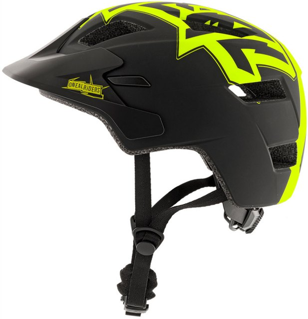 O'Neal Rooky Stixx Youth Helmet Yellow