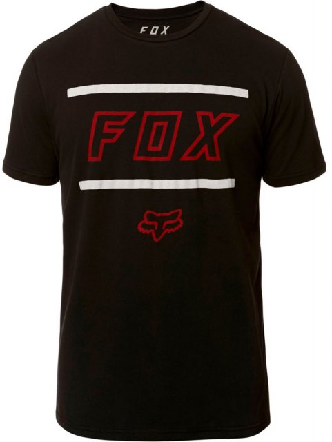 Fox Midway SS Airline Tee Black