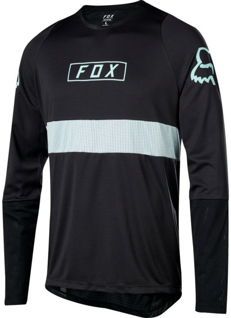Fox Defend LS Fox Jersey SS19 Black