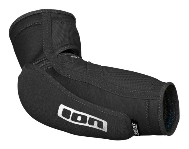 ION E_Lite Elbow Pads Black