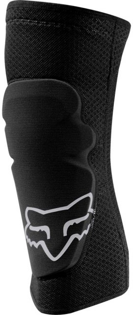 Fox Enduro Knee Sleeve Black Front