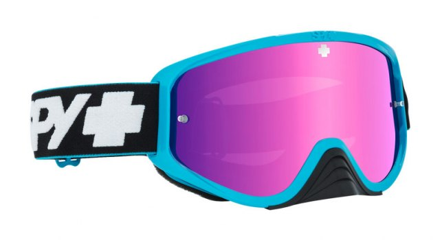 Spy Optic Woot Race Goggle 2019 Slice Blue