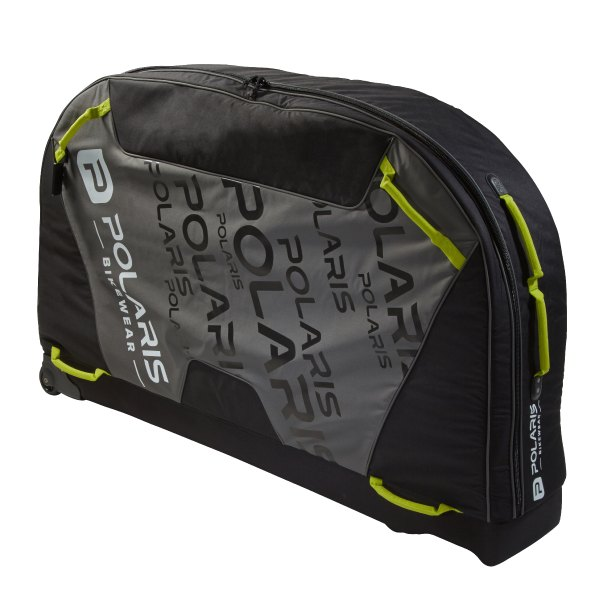Polaris Axial Pod Bike Case Black / Graphite / Lime