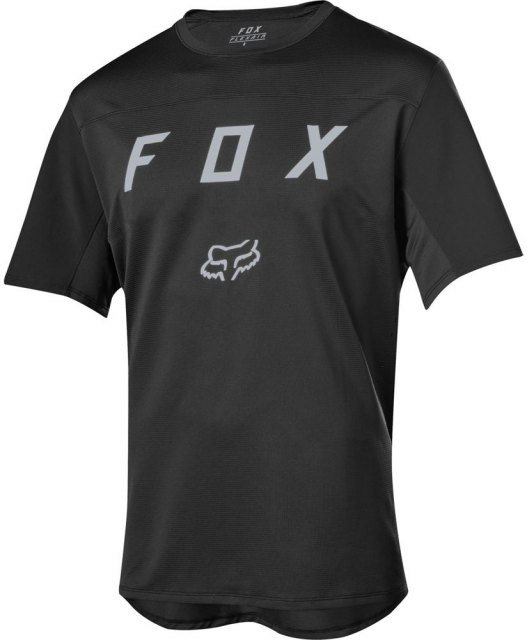 Fox Flexair SS Moth Jersey SS19 Black