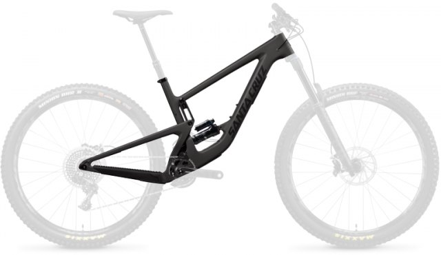 Santa Cruz Megatower Carbon CC Frame 2019 Blackout