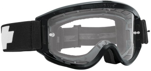 Spy Optics Breakaway Goggle Black
