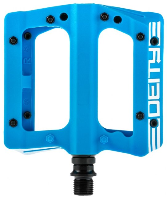 Deity Compound V2 Pedals Blue