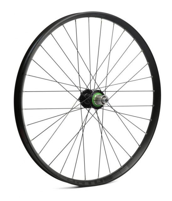 "Hope Fortus 35 Pro 4 29"" Rear Wheel Black"