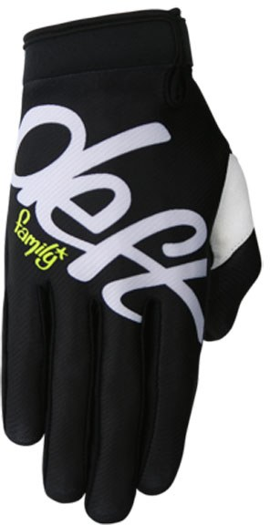 Deft Family Eqvlnt Solid Gloves 2019 Black