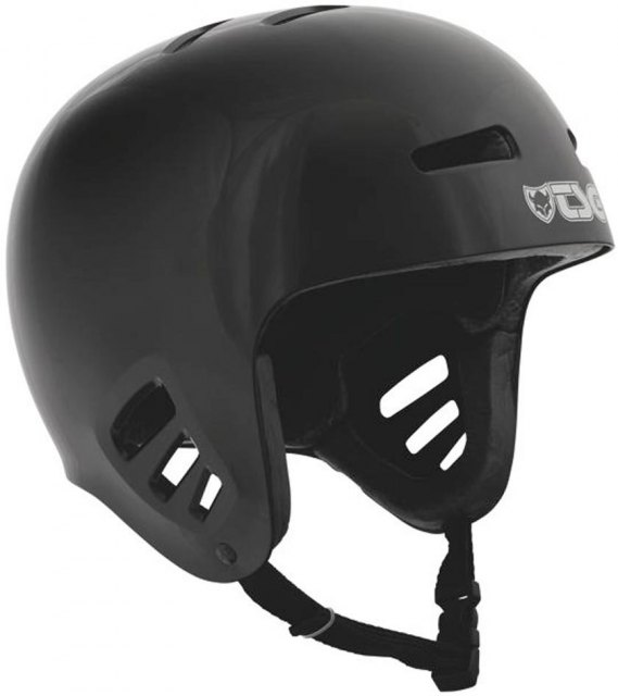 TSG Dawn Helmet Black Front