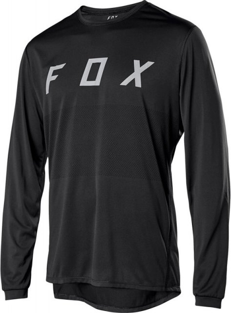 Fox Ranger LS Fox Jersey FA19 Black
