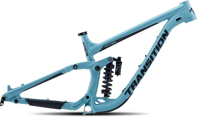 Transition Patrol Alloy Frame 2020 Coral Bllue
