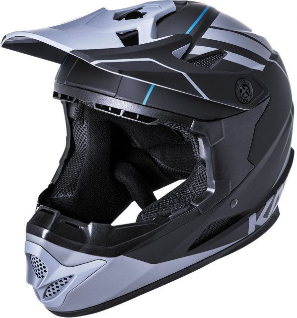 Kali Zoka Full Face Helmet 2020 Black / Grey