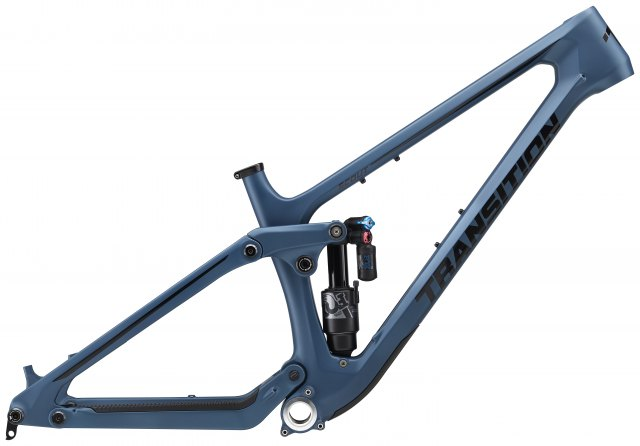 Transition Scout Carbon Frame 2020 Midnight Blue