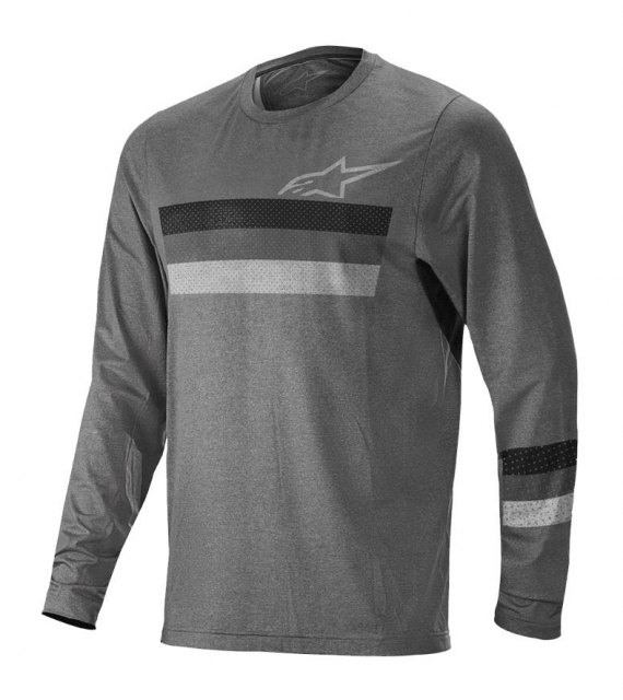 Alpinestars Alps 6.0 LS MTB Jersey Grey / Black