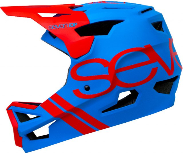 7 iDP Project 23 ABS Helmet 2020 Blue / Red