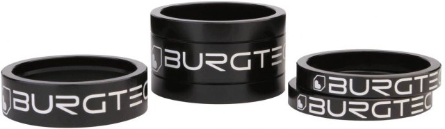 Burgtec Headset Spacers Black