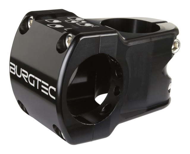 Burgtec Enduro MK2 Stem Black 35mm