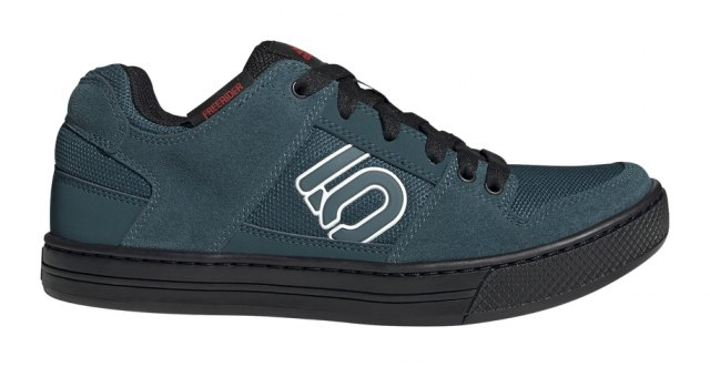 Five Ten Freerider Shoes Red / Wild Teal / Core Black